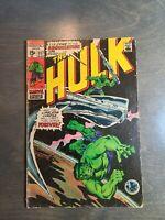 Incredible Hulk (1971) #137 VG  Marvel Comics