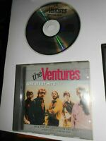 CD AUDIO- GREATEST HITS - THE VENTURES - 1988 - MCR