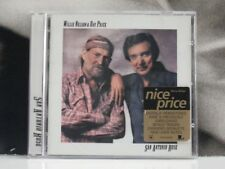 WILLIE NELSON & RAY PRICE - SAN ANTONIO ROSE CD COME NUOVO LIKE NEW