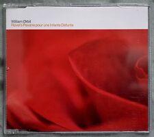 William Orbit – Ravel's Pavane puor une Infante Defunte CD Single – Mint