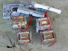 4 x Dynacord 100 Volt Ela übertrager 40 Watt outputtransformer
