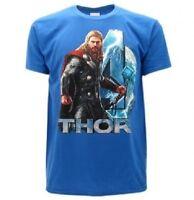 T-Shirt Originale Thor Marvel Novità 2015 tutte le taglie BELLISSIMA Avengers