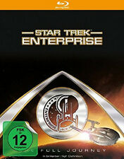 24 Blu-rays * STAR TREK - ENTERPRISE / SEASON 1 - 4 / KOMPLETT BOX # NEU OVP =
