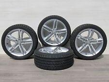 Für Audi A4 B8 8K 8K2 8K5 18 Zoll Sommerräder MAM A1 SL ET42 Tristar VW21
