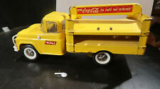 g Buddy L Yellow Coca Cola Delivery Truck