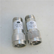 1Pc Meca 605-10-1 6Ghz 10db 2W Rf N-type Rf coaxial fixed attenuator