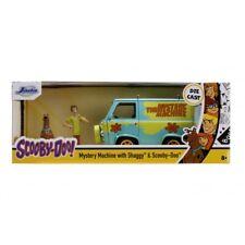 Scooby Doo! - 1:24 Mystery Machine plus 2 Figurines - Jada Diecast