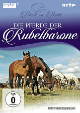 DVD Die Pferde der Rubelbarone Hoch zu Ross    Arte DVD Film von Wolfgang Wegner