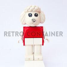LEGO Minifigures - 1x fab14a - Poodle - Fabuland Omino Minifig 3641 3788 3695