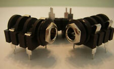 """10pc 1/4"""" MONO guitar effect cable plug PCB JACK FOR MAR-SHALL SPEAKER PEDAL"""