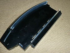 SONY PLAYSTATION 3 PS3 PHAT VERTICAL CONSOLE STAND with USB HUB BLUE LIGHT Black