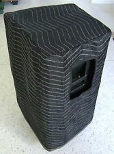 SEISMIC AUDIO SA-15T SA15T Padded Black Speaker COVERS (2) - Qty of 1 = 1 Pair!