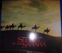 Spalte Sonora, Ennio Morricone: Die Geheimnisse Der Sahara - LP