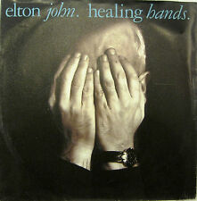 "ELTON JOHN ""HEALING HANDS""  7' Germany mint"
