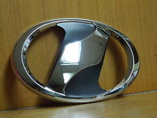 Vitz Front Grille Chrome Badge Emblem for 2006on Toyota Yaris Vios Free Shipping