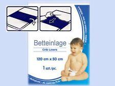 5 Stück pad bed impermeabile 120 x 50 cm nuovo confezione originale