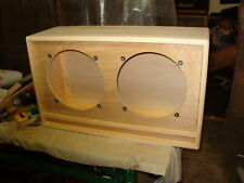 TRM 2x12 guitar extension cabinet U.S.ToneMarshall ported project 212.
