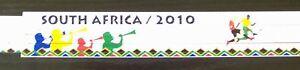 Stabila Meterstab South Africa 2010 / Zollstock Maßstab Sammlerstück 2 m