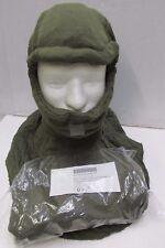 Us Military Issue Cold Weather Nomex Balaclava Hood Od Green Cvc Tanker Crewman