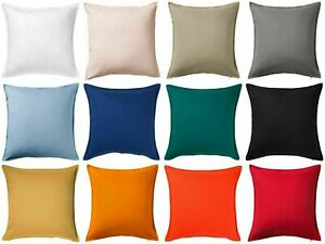 UK IKEA GURLI Cushion Cover 50cm x 50cm 100% Cotton New UK FREE Fast Delivery
