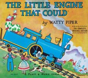 The Little Engine That Could (Original Classic Edition) - Hardcover - VERY GOOD