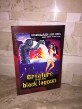 UNIVERSAL MONSTERS CREATURE FROM THE BLACK LAGOON TRADING CARD GLITTER