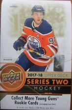 2017-18 Upper Deck Series 2, Pick 10 Base Cards to Complete Your Set.