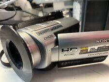 SONY HANDYCAM HDR-SR5 CAMCORDER 40GB HARD DRIVE HD HIGH DEFINITION VIDEO