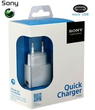 Original Sony 1,5A Schnell-Ladegerät EP881 Xperia Z5 Z4 Z3+ Z2 Compact M4 M5 E4g