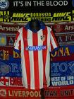 5/5 Atletico Madrid boys 13-15 158-170cm MINT 2014 football shirt jersey trikot