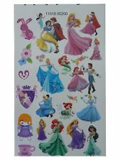 KIDS Temporary Tattoo PRINCESS Great for Party Bags 9,5 x 16cm