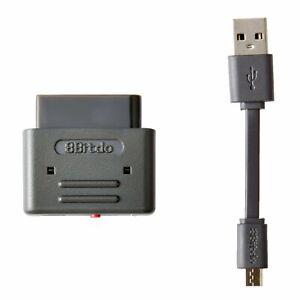 8Bitdo Retro Wireless Controller Receiver for Nintendo SNES SFC