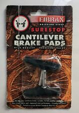 Fibrax Surestop MTB Mountain Bike Bicycle 60mm Cantilever Brake Pads Shoes Block