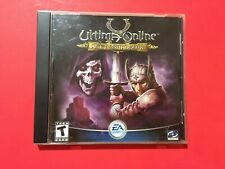 Ultima Online: Age of Shadows (Pc, 2003) Free Shipping