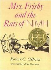 Mrs  Frisby and the rats of NIMH  Passports