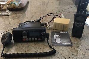 Marine Radio Equipment Uniden West Marine