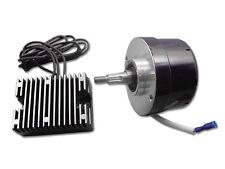 Black 17 Amp Alternator Generator Conversion Kit Harley Knucklehead Panhead