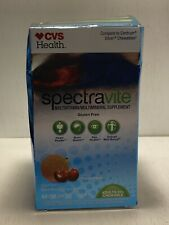 SpectraVite Multi Vitamins Supplement G60 Chewable Tablets Exp. 11/20 Or Later