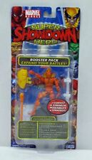 Marvel Superhero Showdown Booster Pack Flaming Human Torch ToyBiz NIP S158-3