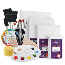 Full Canvas Panels Painting Value Kit! All You Need To Start Painting
