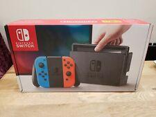 Nintendo switch empty box