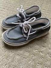 sperry top sider Boat Shoe Boys 11