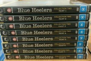Blue Heelers DVDS Season 1 and 2 preloved