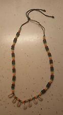 Necklaces Jewelry/African/Jamician/Surfer/Cowrie/Cowry/Rastafarian/Kwanzaa 590NJ