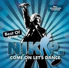 NIK P. - COME ON LET'S DANCE - BEST OF REMIX   - CD NEU