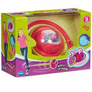 Jump It Lap Counter Skipping Toy - Records Up to 1000 Laps