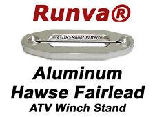 "New Runva ATV UTV Aluminum Hawse Fairlead for Winch 4 7/8"""