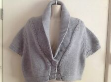 Next Women's Button Cropped Jumpers & Cardigans