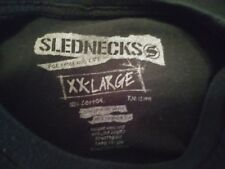 Slednecks original  authentic Rider Down Dylan Harju tshirt xxl black rare