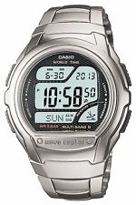 CASIO WAVE CEPTOR Men's Watch Free Shipping from Japan New with tag